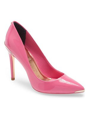 Ted Baker izbell pointed toe pump