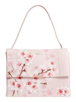 Ted Baker jayde soft blossom leather shoulder bag