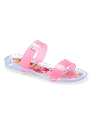 Ted Baker jellies slide sandal