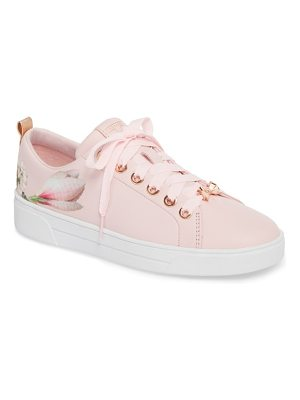 Ted Baker kelleie embroidered sneaker