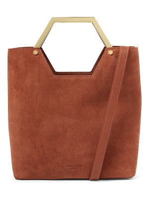 Ted Baker layah leather tote