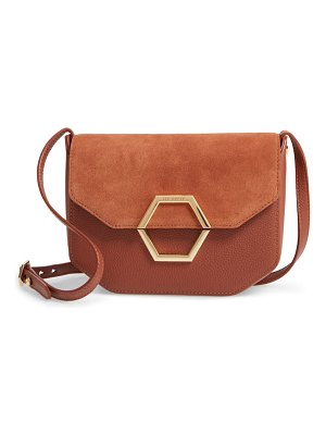 Ted Baker lenah leather crossbody bag