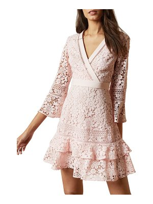 Ted Baker nello fit & flare lace dress