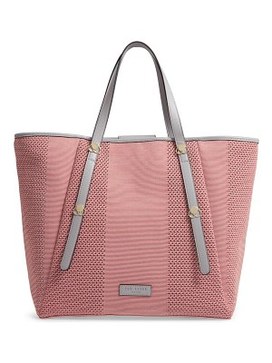 Ted Baker octomon knit tote