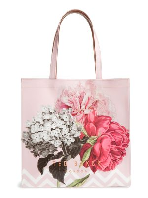 Ted Baker palace gardens large icon tote