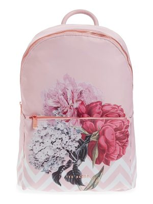 TED BAKER Palace Gardens Nylon Backpack
