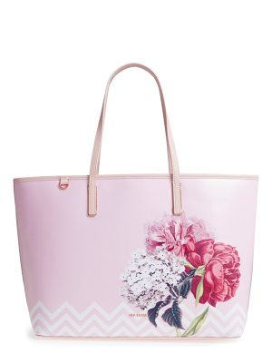Ted Baker payten palace gardens canvas tote