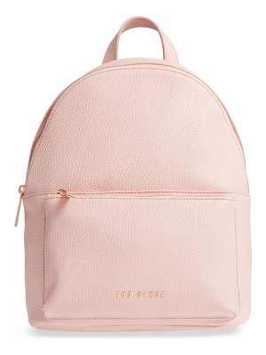 TED BAKER Pearen Leather Backpack