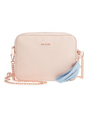 TED BAKER Salia Leather Camera Bag