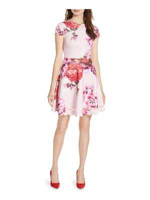 Ted Baker seeana splendour skater dress