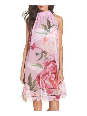 Ted Baker serenity scallop cover-up