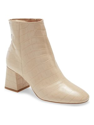 Ted Baker square block heel boot