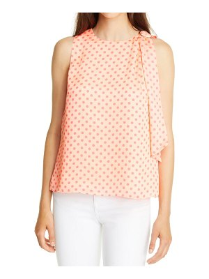 Ted Baker teresa polka dot top