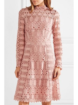 Temperley London amelia guipure lace dress