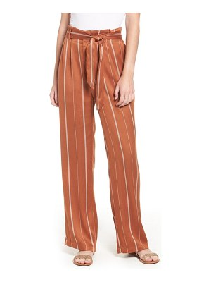 Ten Sixty Sherman paperbag waist pants