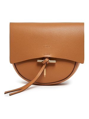 Thacker fran leather crossbody bag