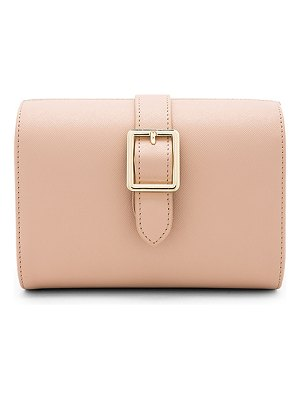 the daily edited Buckle Clutch