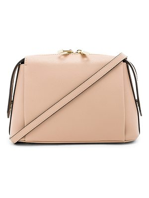 the daily edited Structured Crossbody Bag