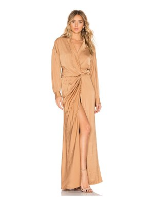 THE JETSET DIARIES Let's Dance Maxi Dress