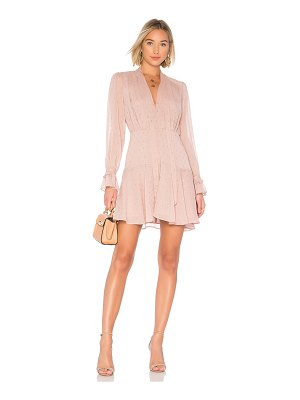 THE JETSET DIARIES Lily Rose Mini Dress