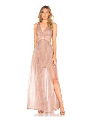 THE JETSET DIARIES Margot Maxi Dress