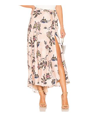 THE JETSET DIARIES x REVOLVE Azalea Wrap Skirt