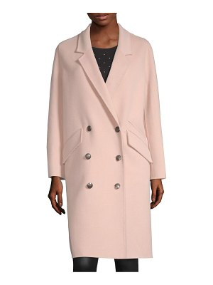 The Kooples double faced wool coat