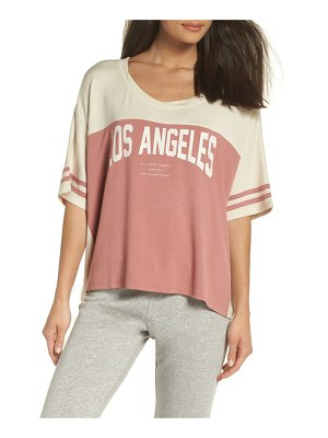The Laundry Room los angeles crop tee