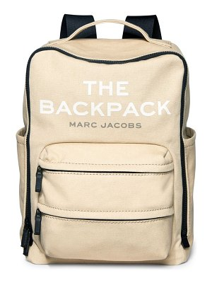 THE MARC JACOBS canvas backpack