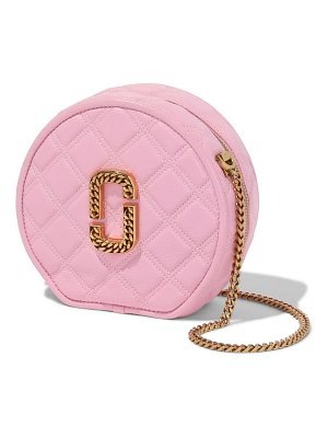 THE MARC JACOBS marc jacobs the status quilted leather crossbody bag