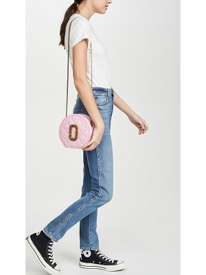 THE MARC JACOBS round crossbody bag