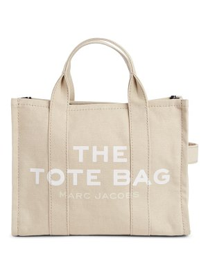 THE MARC JACOBS small traveler canvas tote
