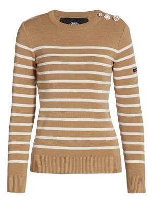 THE MARC JACOBS the breton armor lux sweater