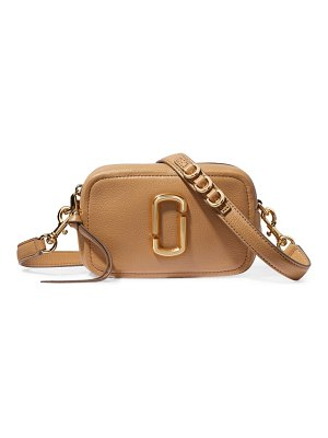 THE MARC JACOBS the softshot 17 leather bag