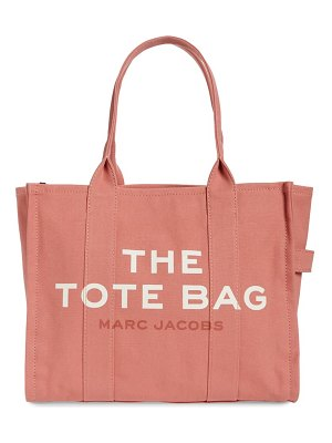 THE MARC JACOBS traveler canvas tote