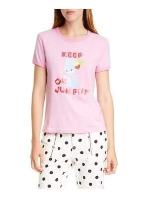 THE MARC JACOBS x magda archer the collab tee