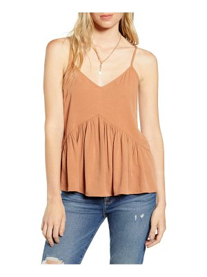 THE ODELLS annis cutout back camisole