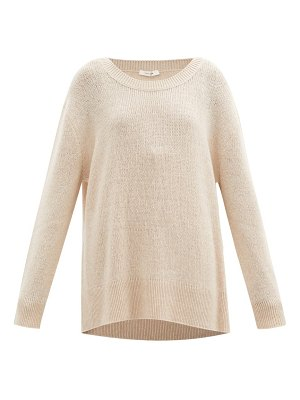 The Row braulia cashmere sweater