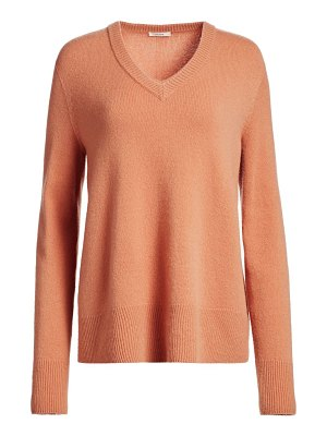 The Row elaine wool & cashmere knit sweater