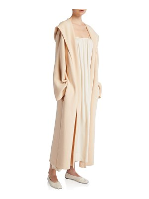 The Row Eliona Merino Wool Cashmere Coat