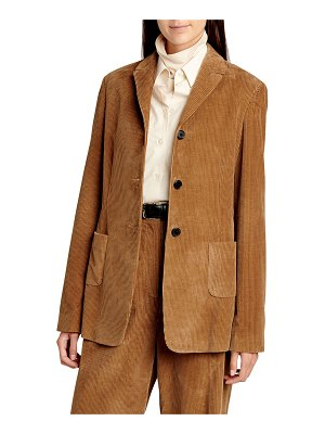 The Row Giedre Corduroy Jacket