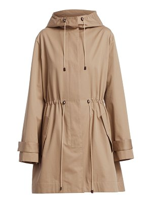 The Row haze cotton anorak