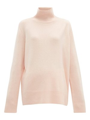 The Row milina roll neck wool blend sweater