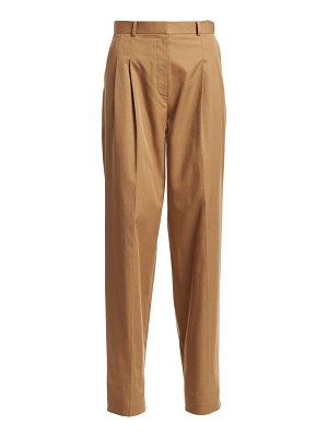 The Row moi cotton trousers
