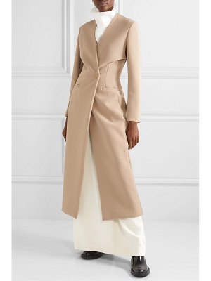 The Row nadine twill coat