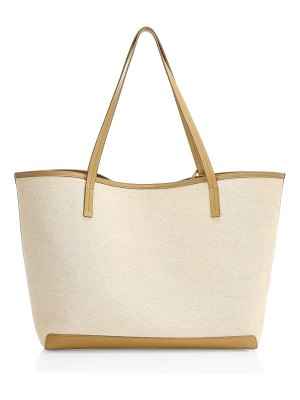 The Row park medium canvas tote bag