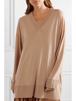 The Row sabrinah oversized wool sweater