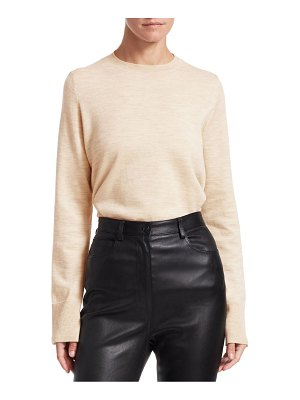 The Row sebellia knit cashmere sweater