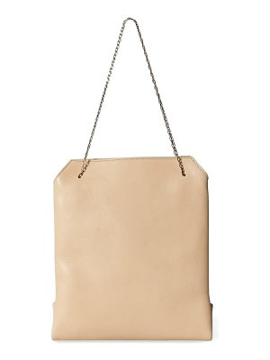 The Row small leather lunch bag