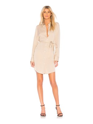 Theory Clean Shirt Dress
